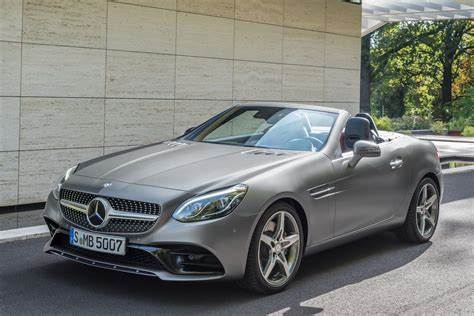 Mercedes Slc Class Picture by Mercedes Slc Class 2016 Pictures 3 Of 58 Cars