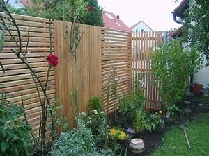 Sichtschutz Zaunbau Grtner Gartengestaltung Augsburg