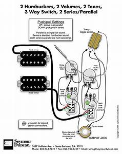 Series  Parallel With 50s Wiring