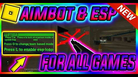 hack script aimbot esp gui arsenal strucid