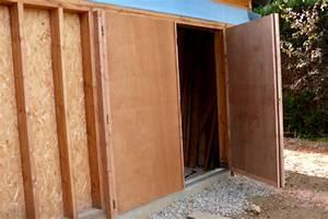agreable fabriquer porte bois exterieur 0 comment With comment faire une porte en bois pour exterieur