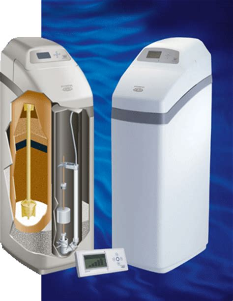 A Whole House Water Softener, Conditioner And Filter System