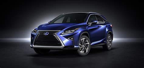 lexus price list 2016 lexus rx suv full price list revealed carbuyer
