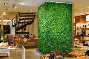 Grüne Wand Selber Bauen : muros verdes plantas artificiales clasf ~ Bigdaddyawards.com Haus und Dekorationen