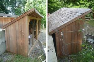 How To Build A 3 Sided Wood Shed Plans Free Download