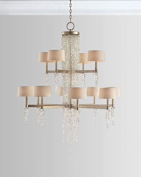 Cascading Chandelier by Richard Collection Cascading Waterfall 12