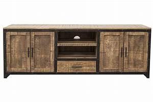 Buffet Bas Industriel : buffet bas style industriel maison design ~ Teatrodelosmanantiales.com Idées de Décoration