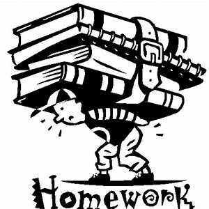 Homework is all pain and no gain