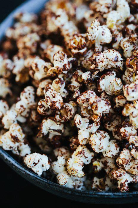 living  healthy choice dark chocolate popcorn