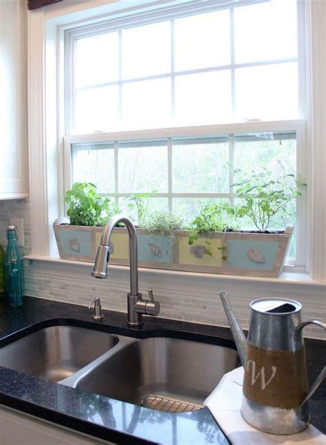 jardiniere cuisine déco cuisine en herbes aromatiques en pots en 20 idées cool