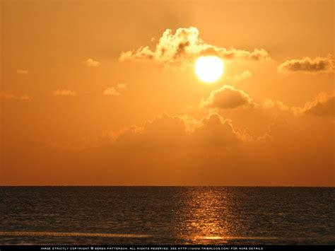 caribbean sunset wallpaper desktop wallpapersafari