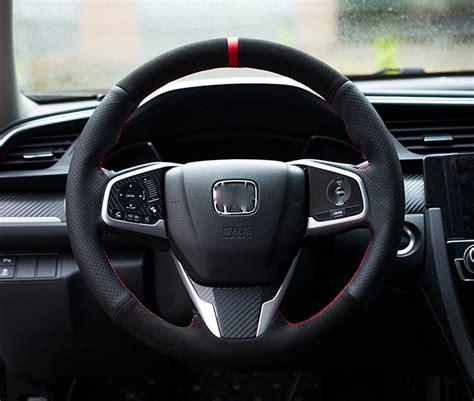 steering wheel cover  honda civic forum  gen
