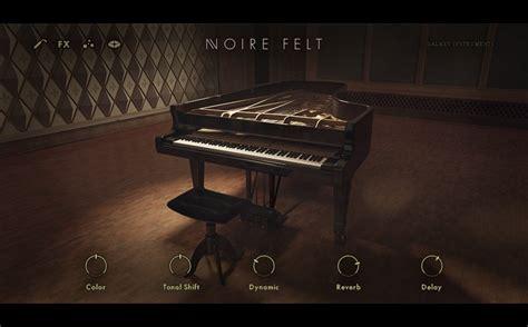 Native Instruments releases Noire - Nils Frahm Piano ...