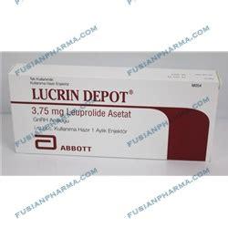lucrin depot  mg inj