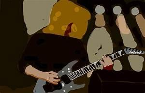 Jeff Hanneman Wallpaper Art by laromande on deviantART