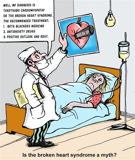 is the broken heart syndrome a myth