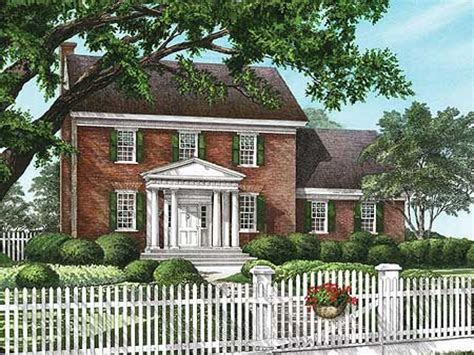 classic colonial homes house plans traditional colonial