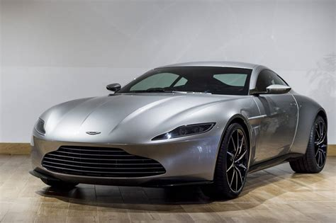 Aston Martin Auctioning Off One DB10 in 2016 - GTspirit