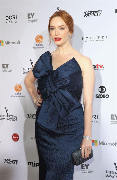 Christina Hendricks - 2014 International Academy Of ...