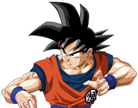 Renders Backgrounds Logos Goku Z