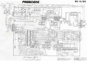 President Mc 6700 Sch Service Manual Download  Schematics