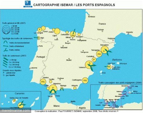 chambre de commerce de nantes analyse l 39 espagne maritime et portuaire mer et marine