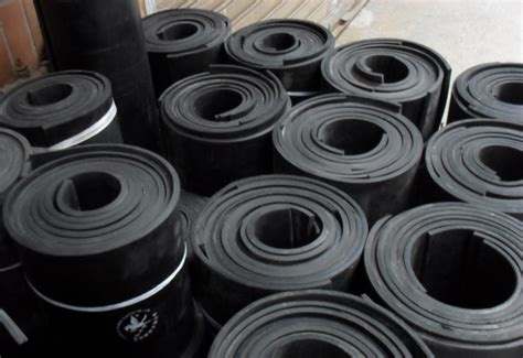 Rolled Epdm Rubber Sheet Material For Seals/epdm Rubber