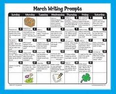 september writing prompts from lakeshore learning writing practice see more
