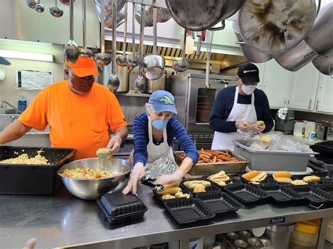 trinity soup kitchen  covid  diocese  bethlehem
