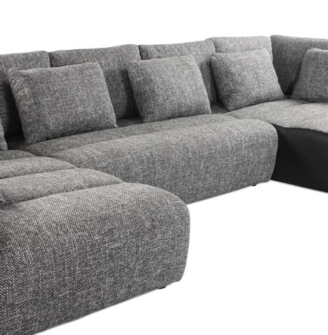canapé panoramique tissu ebay