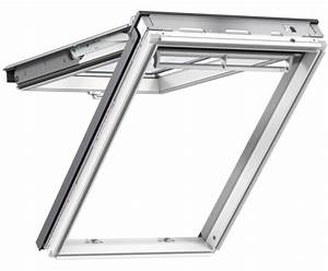 Velux 140 78 : velux gpl mk08 2070 white painted top hung roof window ~ Edinachiropracticcenter.com Idées de Décoration