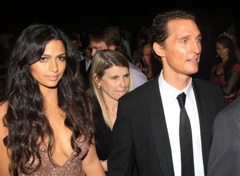 Matthew Mcconaughey To Wed Camila Alves... This Weekend