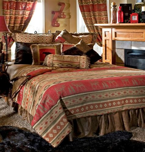 western southwest adirondack bedding set twin queen king