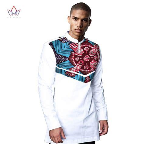 Autumn New 2017 Style African Print T Shirt Long Sleeve