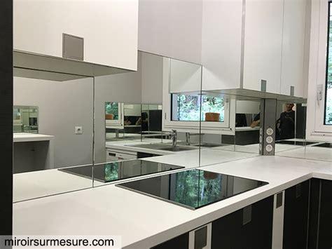 Credence Miroir Pour Cuisine Cr 233 Dence Miroir Sur Mesure Pour Votre Cuisine