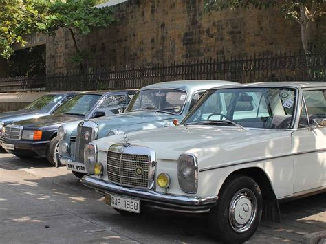 mercedes classic mercedes benz classic car rally photo gallery