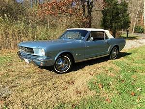 1965 Ford Mustang CONVERTIBLE 289 V8 for sale