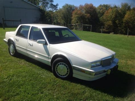 old car owners manuals 1993 cadillac seville security system 1989 cadillac seville sts sedan 4 door 4 5l for sale photos technical specifications description
