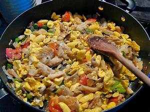 Kingston Ackee and Saltfish (Jamaica) - traditional food ...