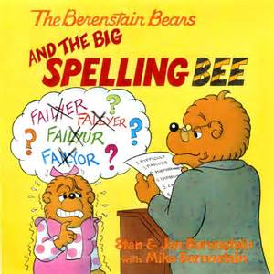 Berenstain Bears Christmas Tree by The Berenstain Bears And The Big Spelling Bee By Jan