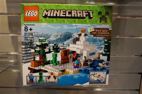 lego minecraft  toy fair   toyark news