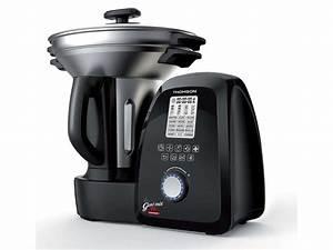 Robot Cuiseur Pas Cher : robot cuiseur thomson hfp50046 pas cher robot conforama ~ Premium-room.com Idées de Décoration
