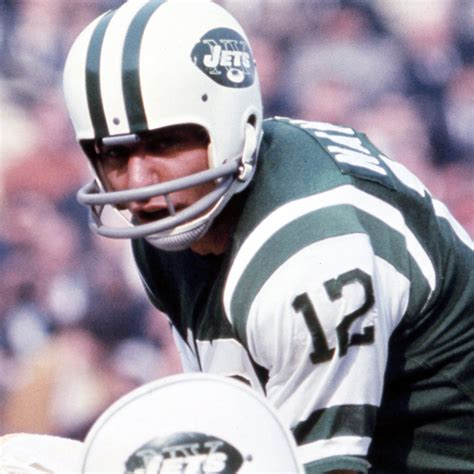 New York Jets Hall of Famers | Pro Football Hall of Fame ...