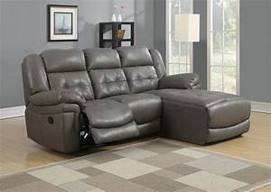 1000 images about grey couches on pinterest reclining for Leather sectional sofa under 1000