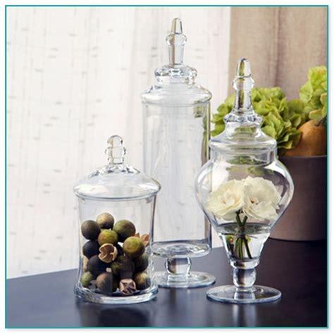 Decorative Kitchen Glass Jars by Decorative Jars For Bath Salts