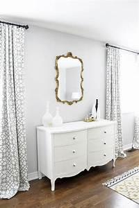 Silver Gray Paint Color - Contemporary - bedroom - ICI