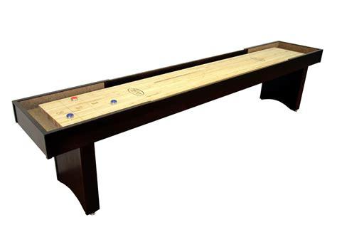 12 ft shuffleboard table 12 foot competitor ii shuffleboard table mcclure tables