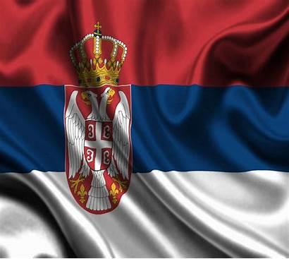 Flag Serbian Beograd Abej