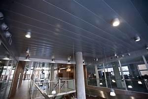 Lamelové stropní podhledy