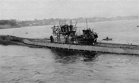 U Boat In Ny Harbor by The German Subs At Portsmouth Yard Photos